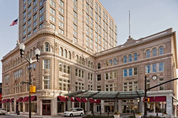 Hotel Lancaster Marriott at Penn Square