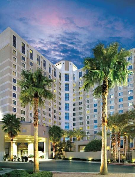Hotel Hilton Grand Vacations On Paradise Convention Center Usa Bei Hrs Mit Gratis Leistungen
