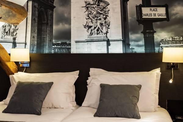 Hotel Midnight Paris Gare de l'Est