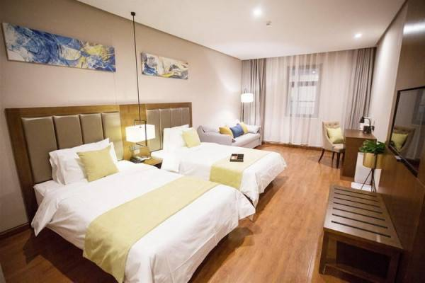 Hotel Yitel Trend Xuzhou High Speed Railway Station