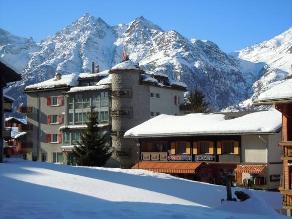 Hotel Grächerhof Gourmet &Spa