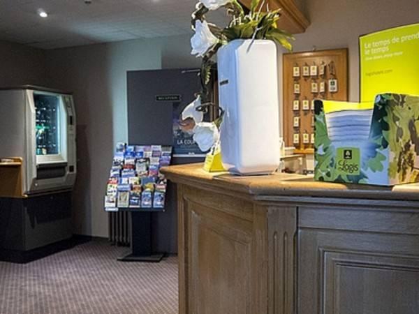 Hotel Les Frangins Logis