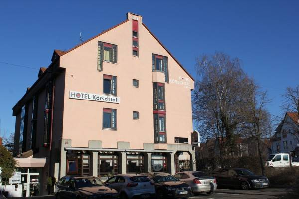 Hotel Körschtal Garni