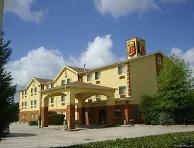 Hotel Super 8 by Wyndham Pasadena