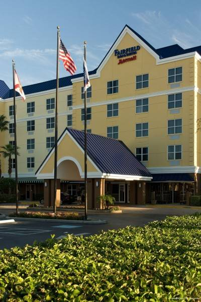 Fairfield Inn & Suites Orlando Lake Buena Vista