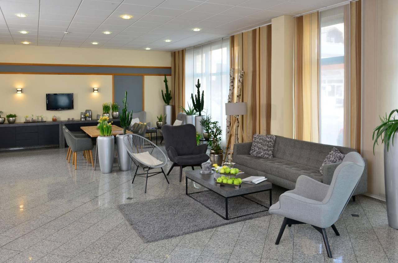 Hotel Residenz Nord Reno Westfalia Presso Hrs Con Servizi Gratuiti