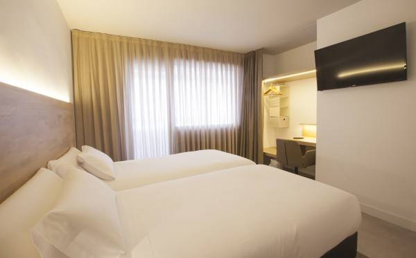 A Pamplona Hotel