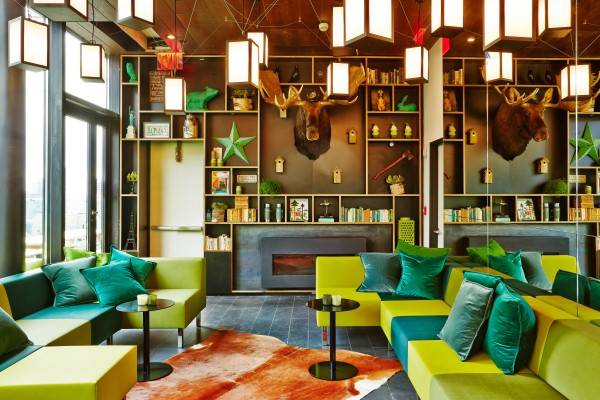 Hotel citizenM Paris Charles de Gaulle Airport