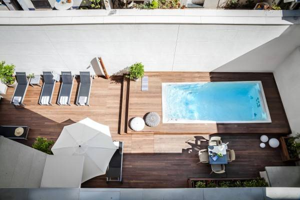 Hotel Eric Vökel Atocha Suites Apartments