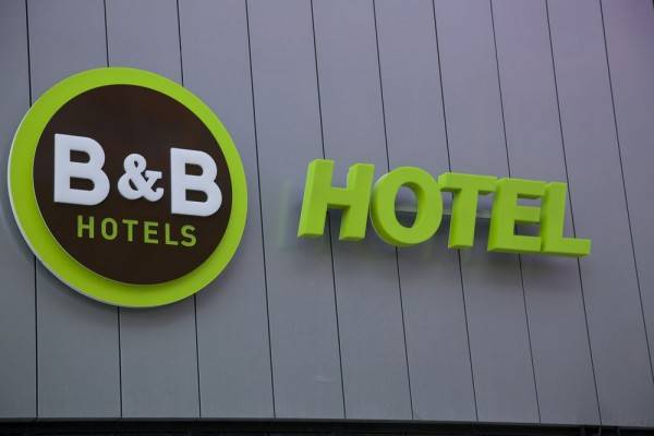 Hotel B-B PARIS PORTE DES LILAS