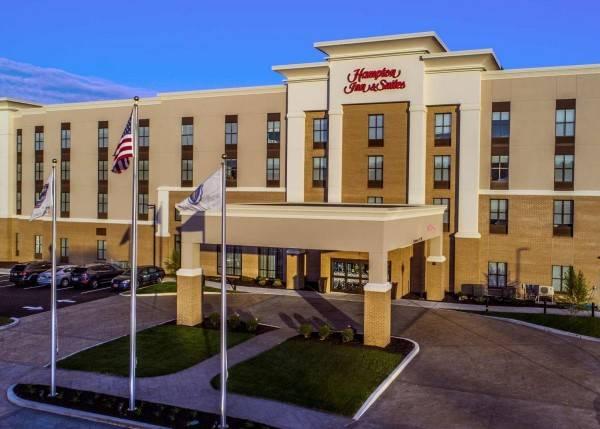 Hampton Inn - Suites-Foxborough-Mansfield