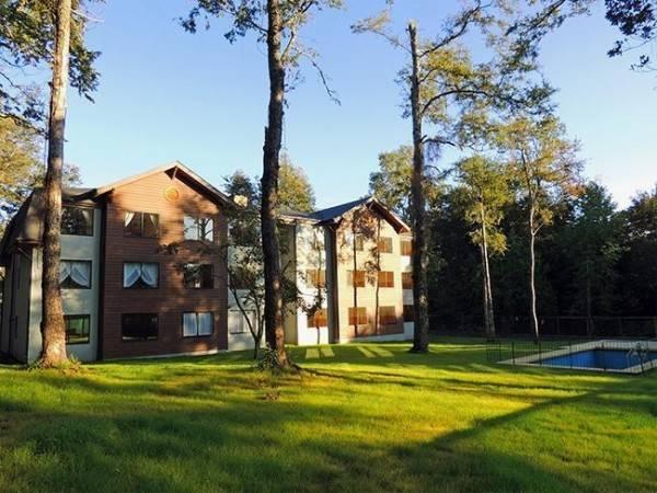 Hotel Departamento Amoblado Edificio en Pucon