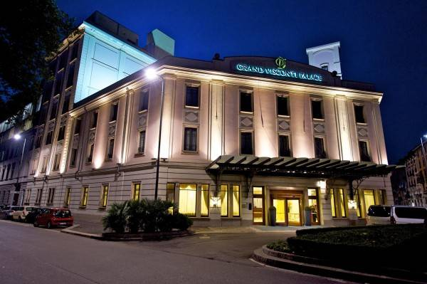 Hotel Grand Visconti Palace
