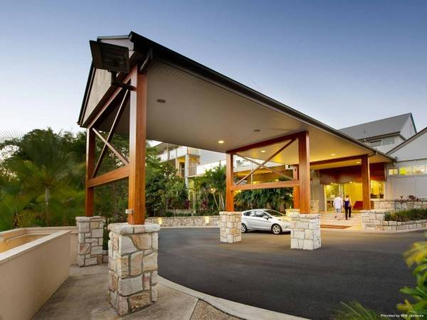Hotel Mercure Clear Mountain Lodge