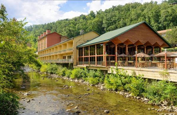Hotel River Terrace Resort Conv Cntr