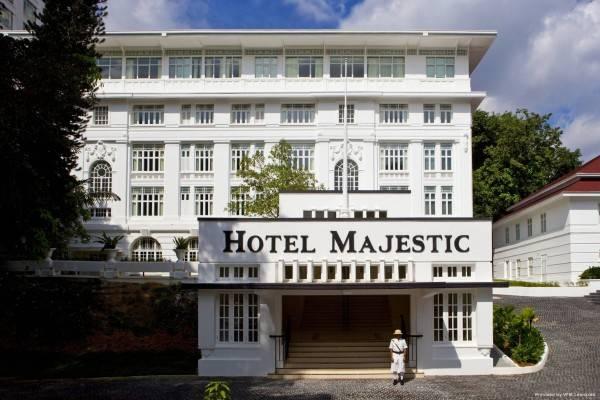 The Majestic Hotel Kuala Lumpur Autograph Collection