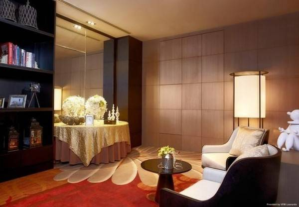 Hotel Marriott Executive Apartments Bangkok Sukhumvit Thonglor