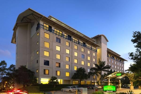 Hotel Courtyard Sydney-North Ryde