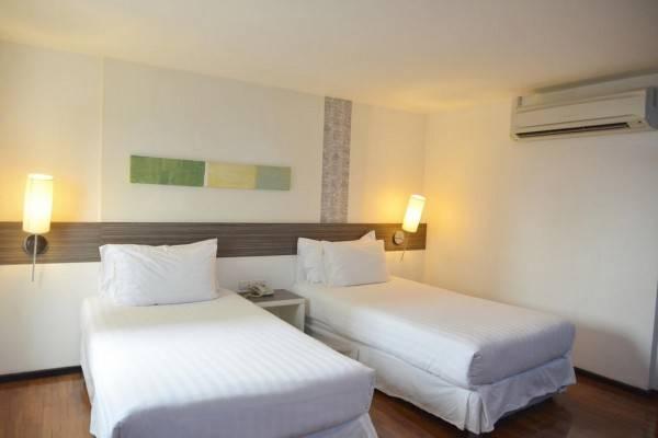 The Mini Ratchada Hotel