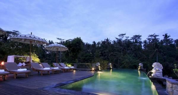 Hotel The Kayon Resort