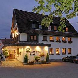 Hotel DIE KRONE AM FLUSS Landgasthof