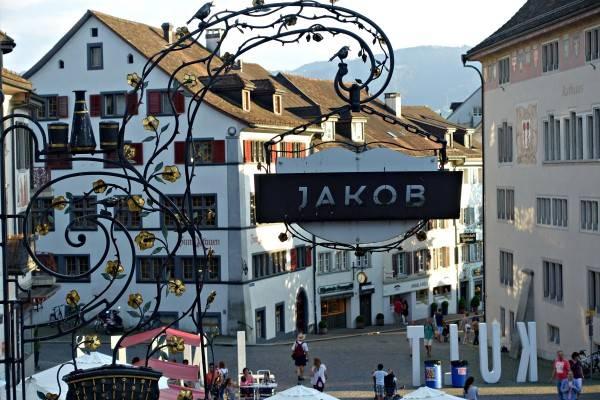 Hotel Jakob in Rapperswil
