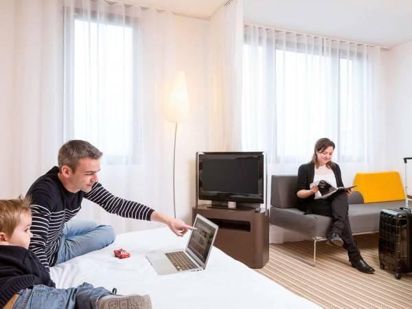 Hotel Novotel Suites Cannes Centre