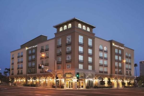 Hotel Hyatt Place Riverside Downtown