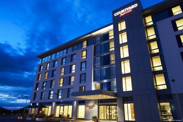 Hotel Courtyard Aberdeen Airport