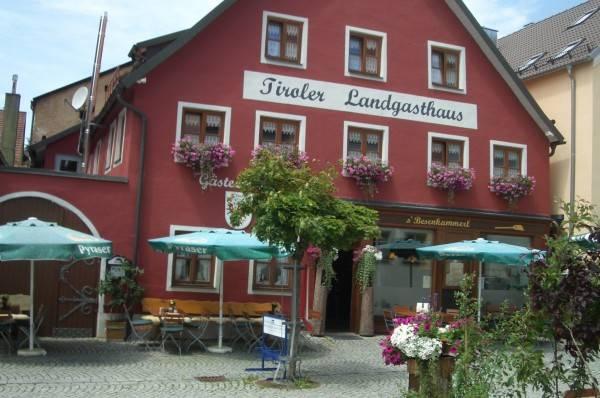 Hotel Tiroler Landgasthaus