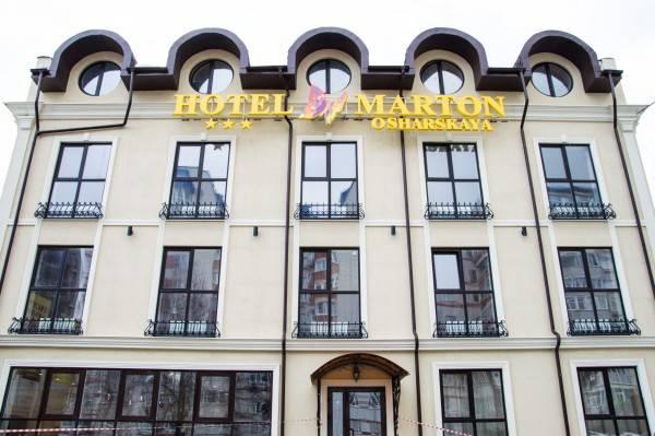 Hotel Marton Osharskaiya