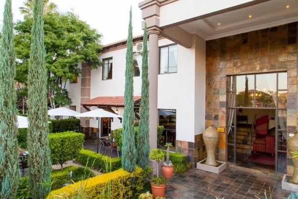 Hotel Constantia Manor Guest House