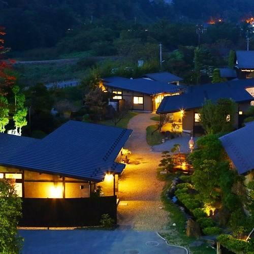 Hotel (RYOKAN) Fuefukigawa Onsen Zabo