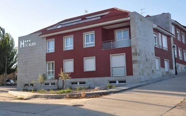 Hotel Apartamentos turísticos De Alba