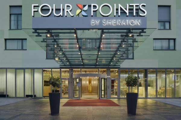 Hotel Four Points by Sheraton Ljubljana Mons