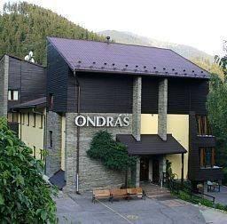 Hotel Ondráš z Beskyd