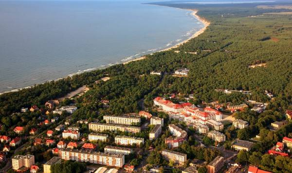 Hotel Grand Lubicz - Uzdrowisko Ustka