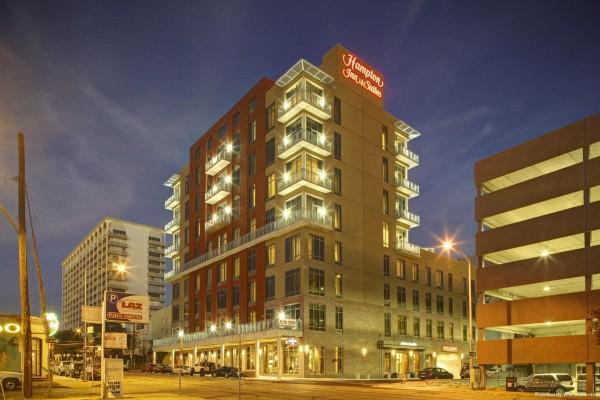 Hampton Inn - Suites Austin * The University-Capitol TX