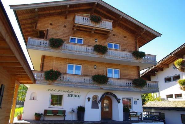 Heike Hotel-Pension
