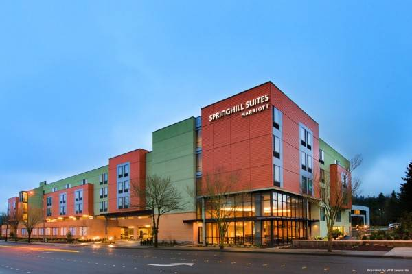 Hotel SpringHill Suites Seattle Issaquah