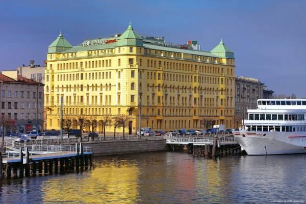 Hotel Courtyard St. Petersburg Vasilievsky
