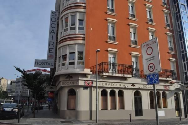 Hotel Hostal Socaire