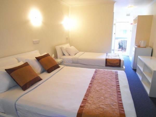 Hotel Toorak Lodge