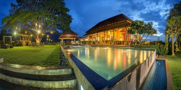 Hotel Lucerne Villa Resort Khao Yai