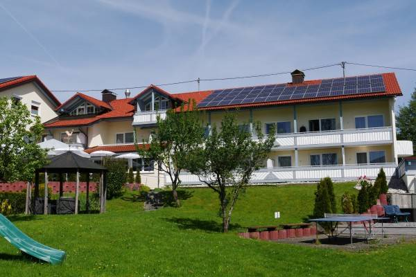 Am Sonnenhang Naturhotel & Restaurant