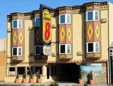 Hotel SUPER 8 SAN FRANCISCO MARINA