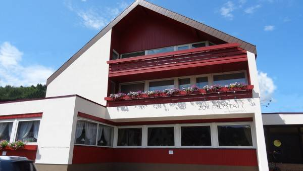 Zur Freystatt Privathotel Garni