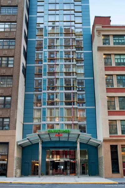 Hotel Courtyard New York Manhattan/SoHo