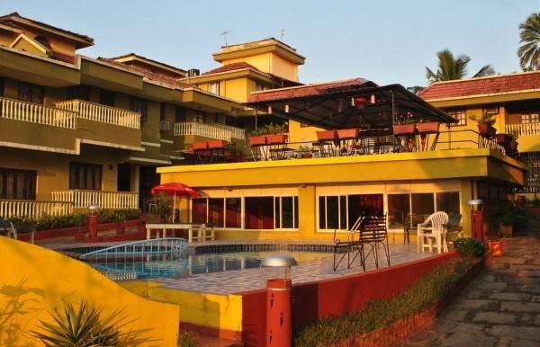 Hotel San Joao Holiday Homes