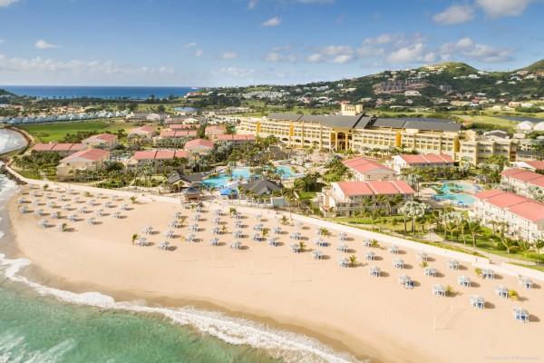 Hotel St. Kitts Marriott Resort & The Royal Beach Casino